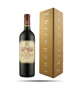 End of Year Gift Box, Bottle Clauzet