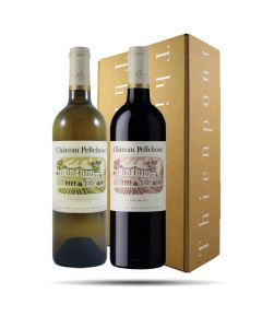 End of Year Gift Box, Bordeaux Selection 1 (2 bottles)