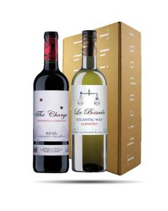 End of Year Gift Box, Spain Selection (2 bottles)