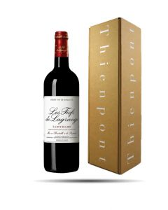 End of Year Gift Box, Bottle Les Fiefs de Lagrange