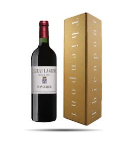 End of Year Gift Box, Bottle Château La Grave